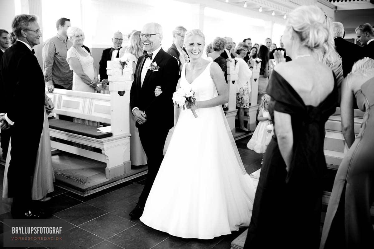 Skagen bryllupsfoto