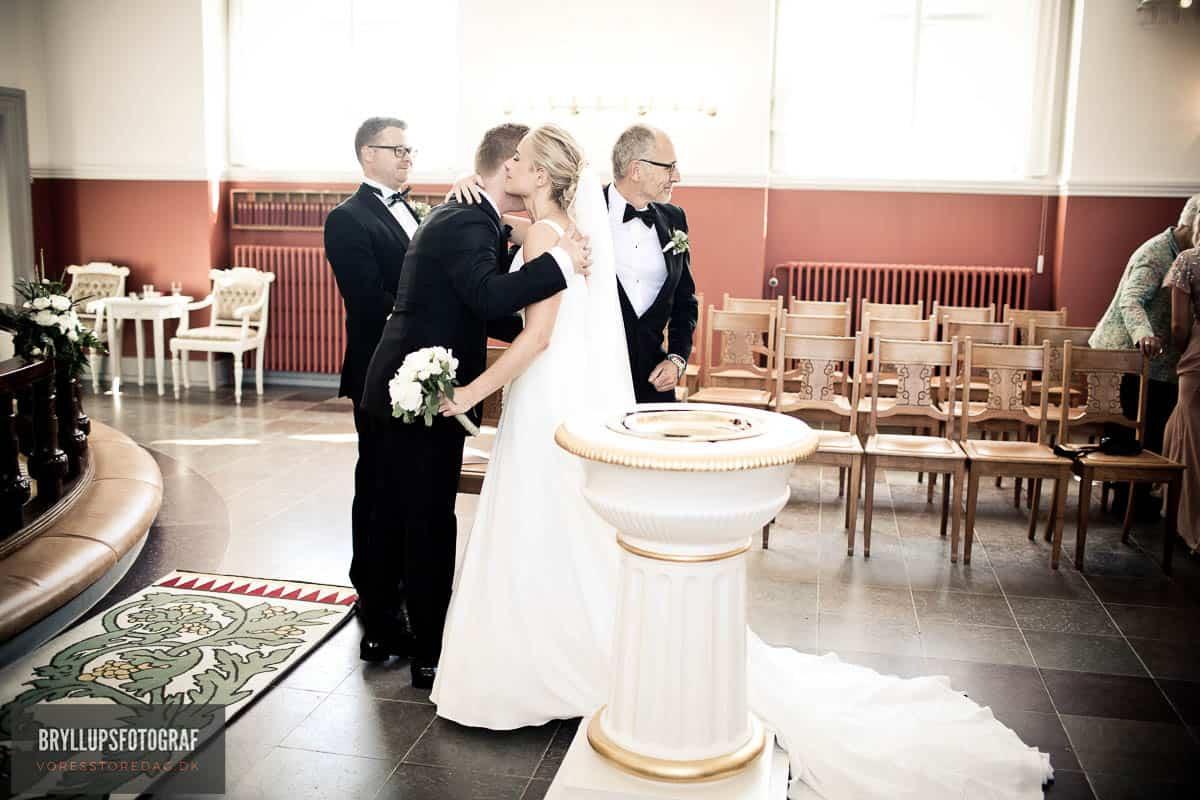 skagen kirke bryllupsfoto