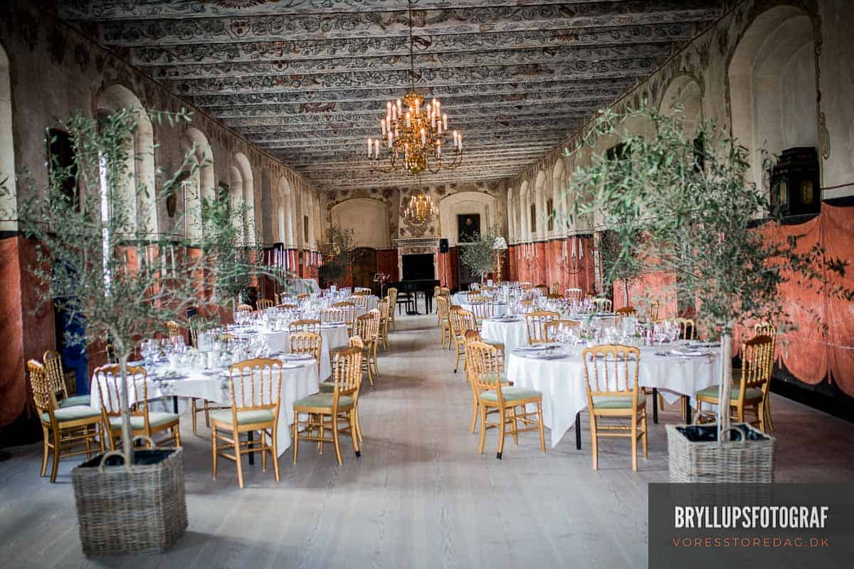 Bryllup Fyn | Flotte bryllupslokaler i Odense