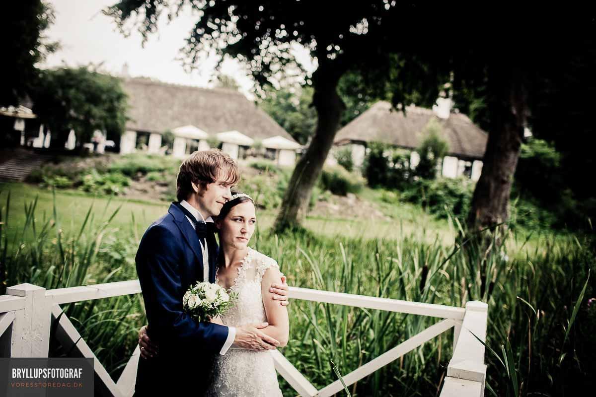 Bryllup i Odense S - Bryllupsfotograf