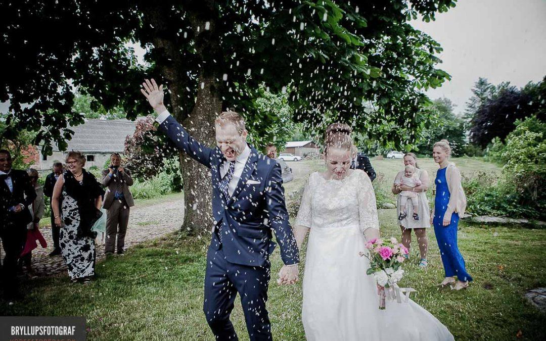 Bryllup i den Japanske have Aarhus