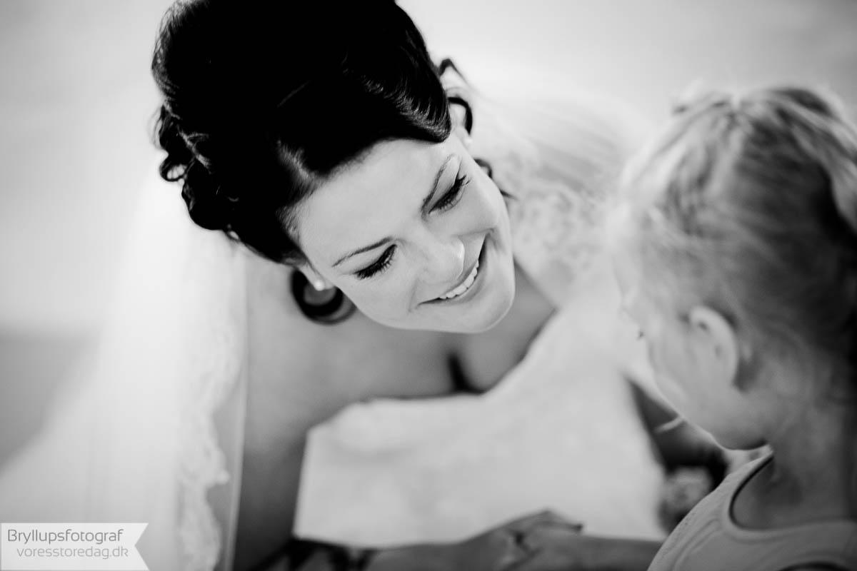 bryllupsfotograf til jeres bryllup i Herning