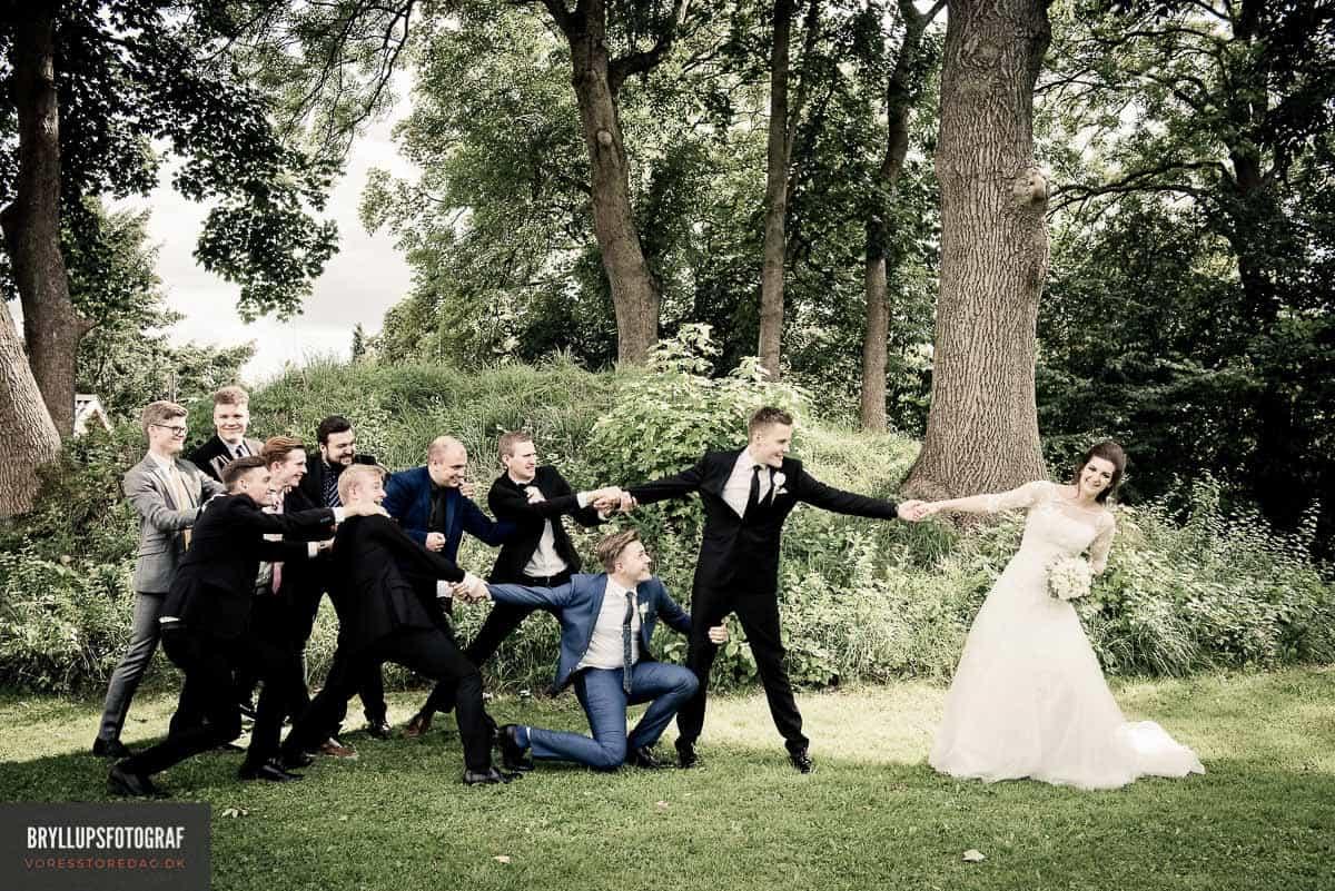 Intimt bryllup på Fyn - Real Wedding/ Rigtige bryllupper