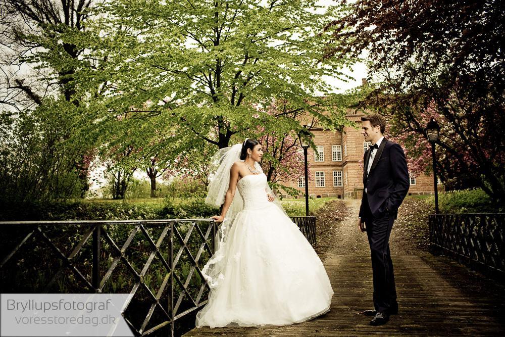 Fotograf bryllup til unikke og smukke billeder