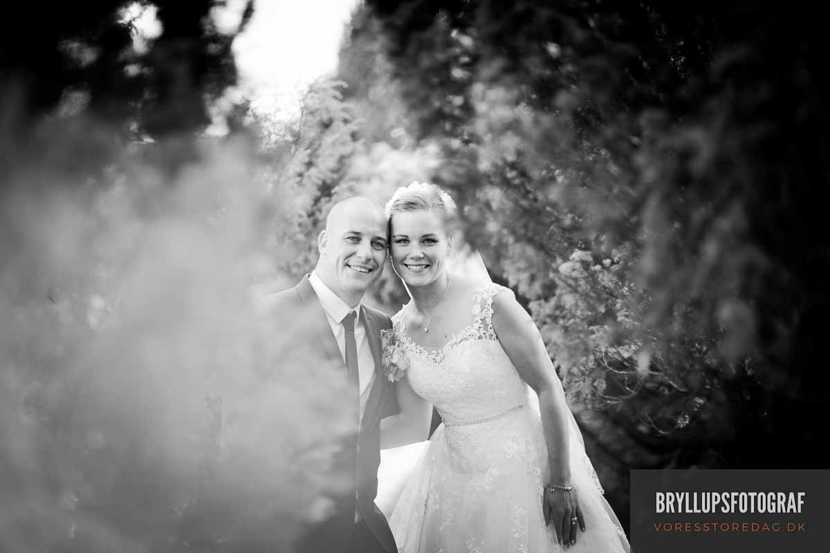 Bryllup i eventyrlige Odense