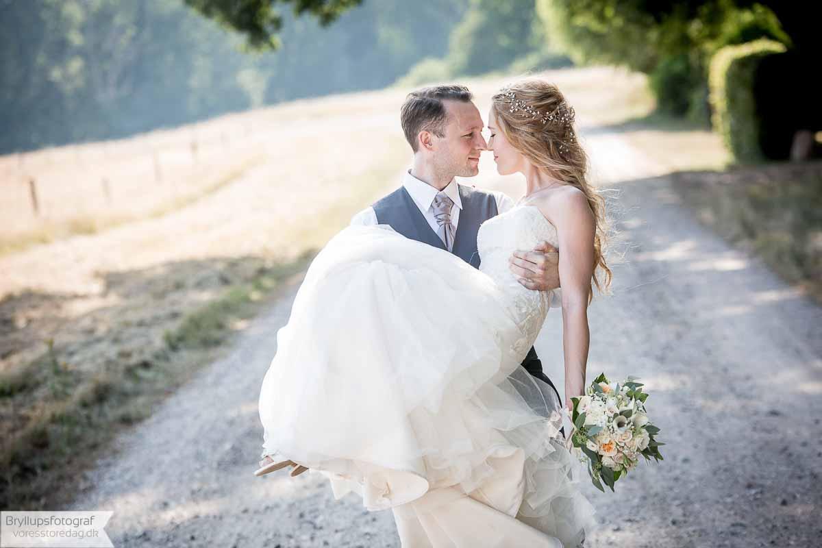 Bryllup eller fest på Fyn