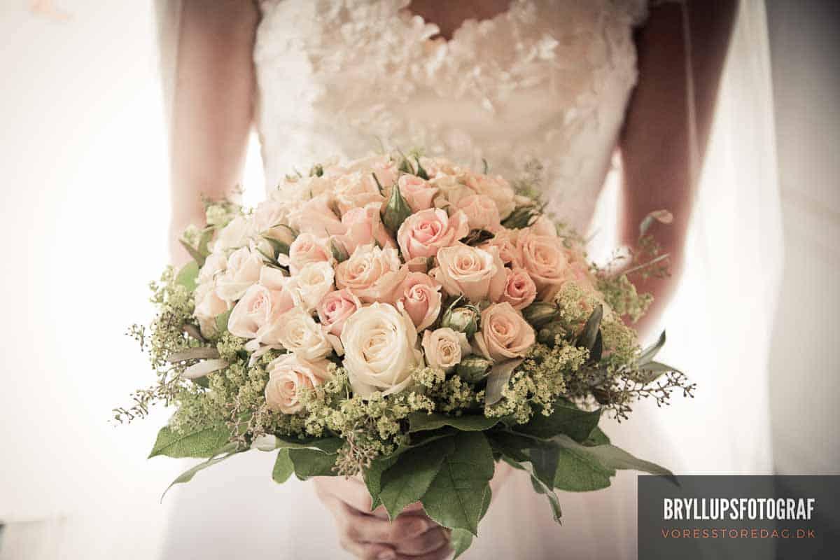 bryllup blomster københavn