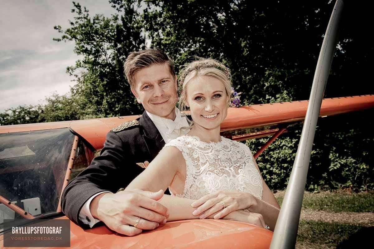 Bryllupsfotograf Skive