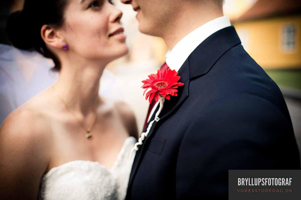 Bryllupsfotografen sjælland