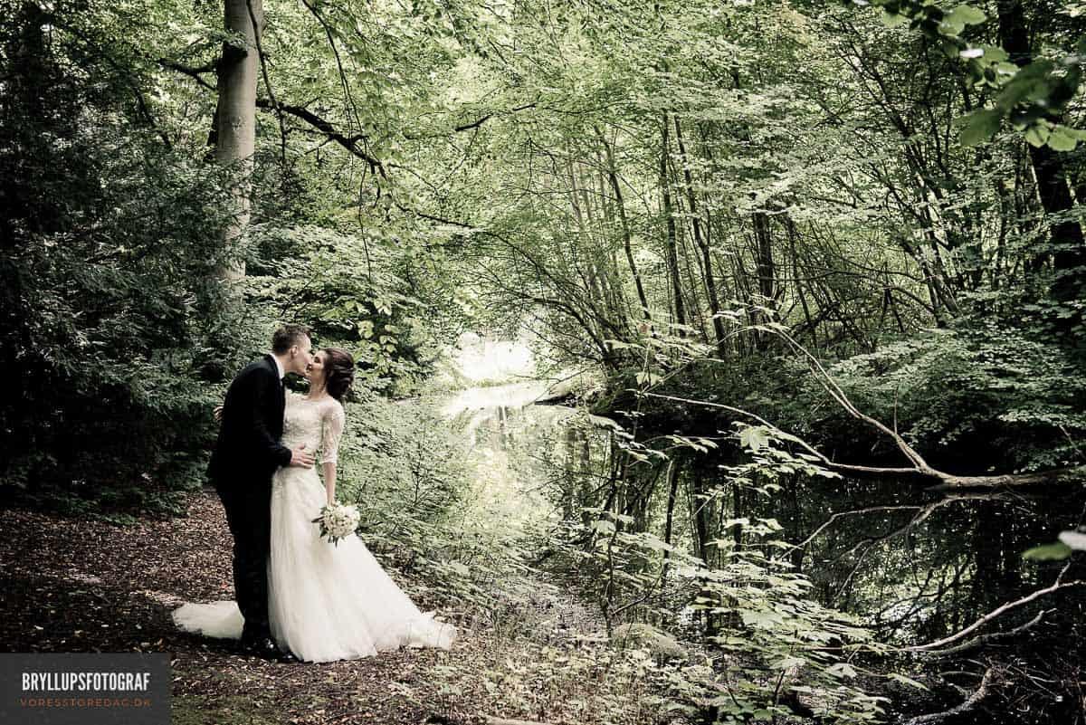 BryllupsfotografLillerød