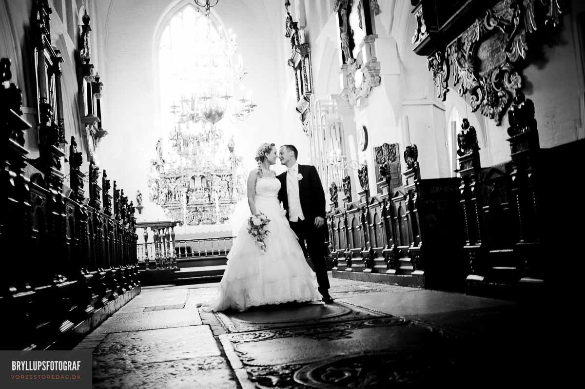 fotografere brudeparret