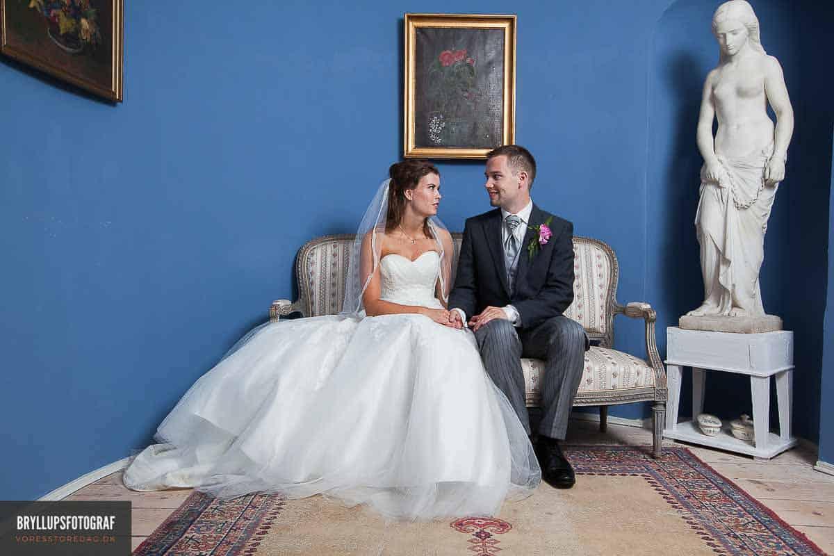 rådhus bryllup KBH