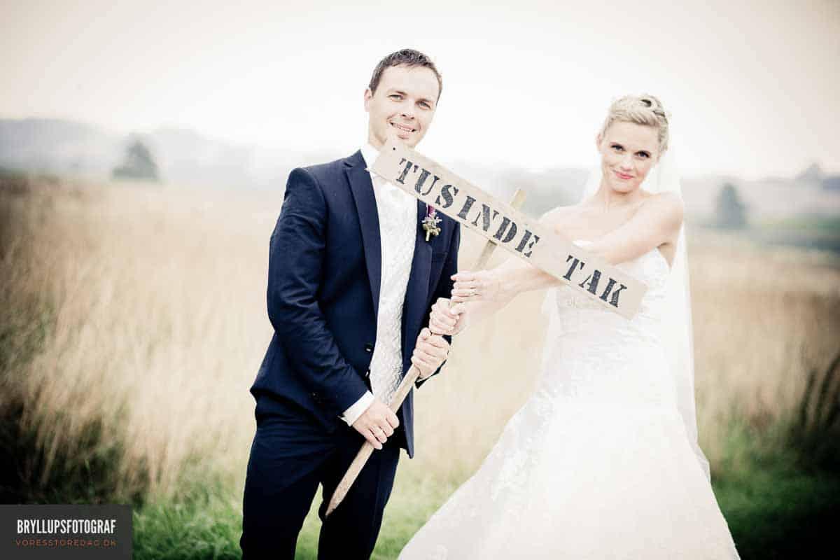 portrætfotografering bryllup