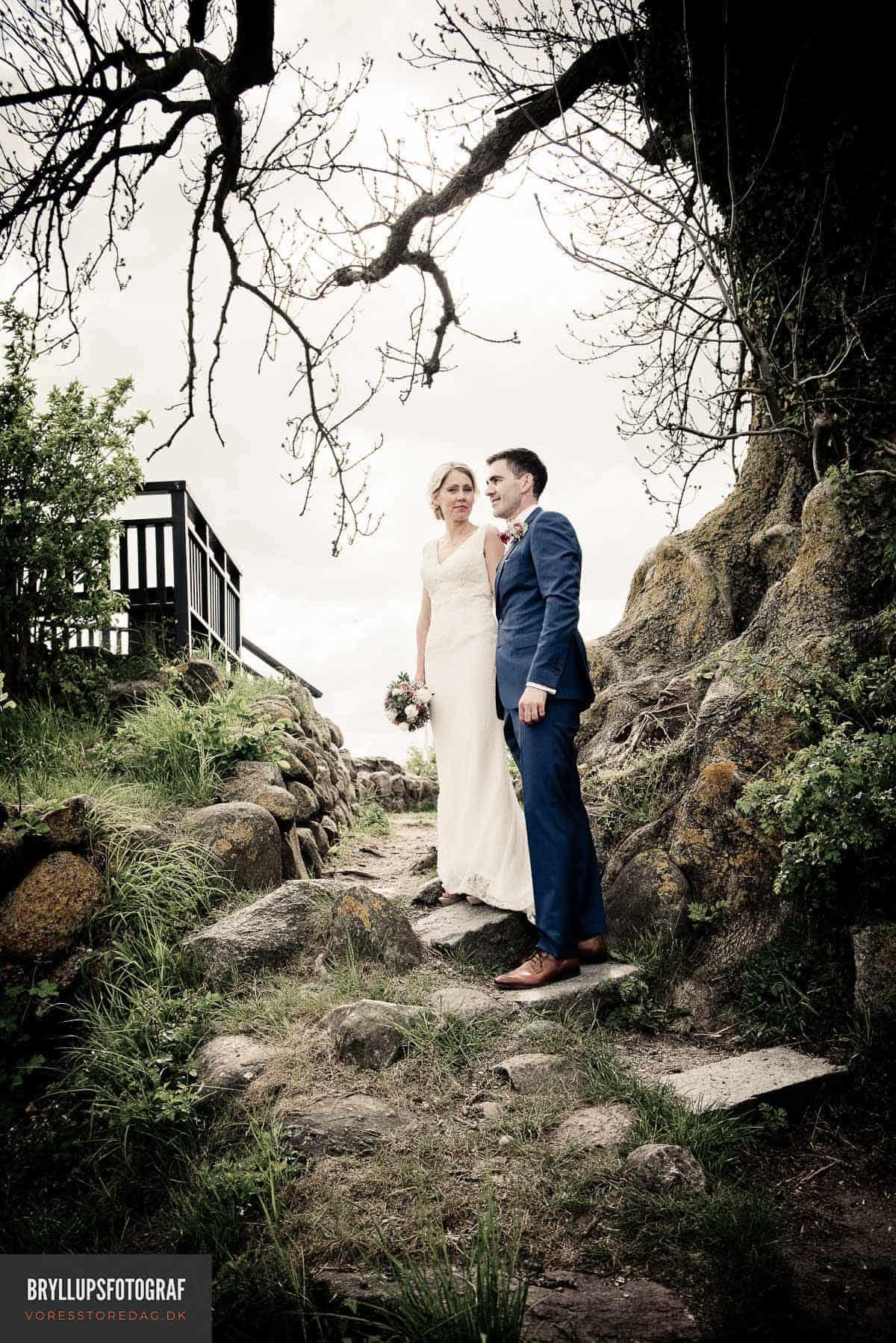 Bryllupsfotograf Jomfrubakken