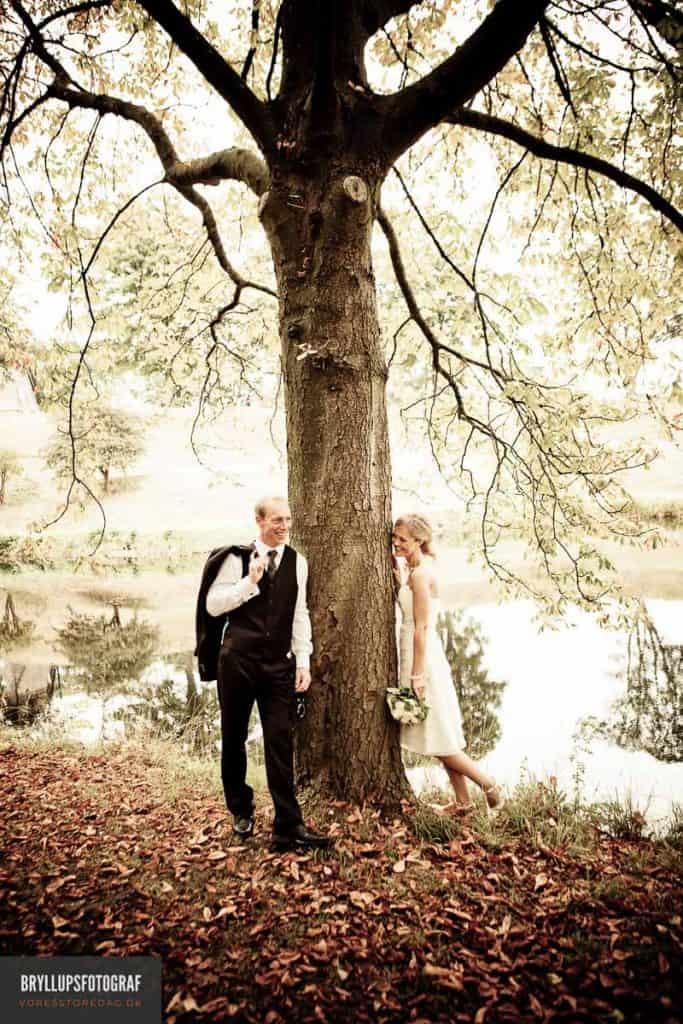 efterårs bryllupper