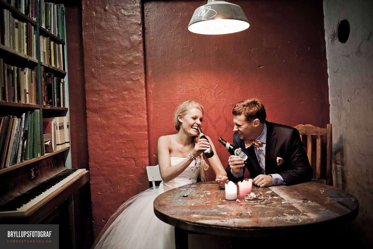 Bryllupsfotograf Frederikshavn