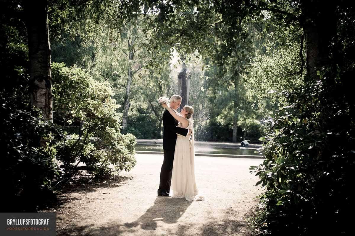 de officielle bryllupsportrætter