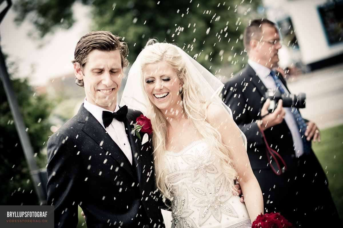 Bryllupsfotograf Birkerød