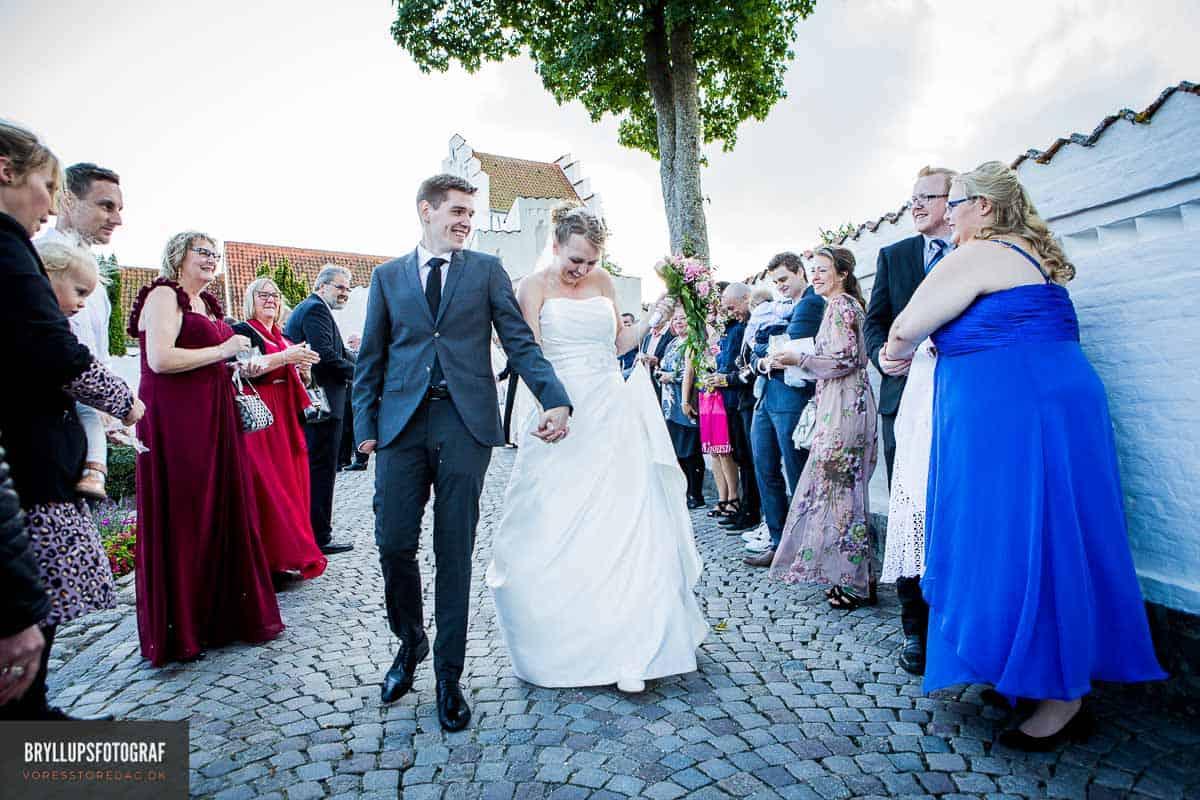 Bryllupsfotograf Grenå