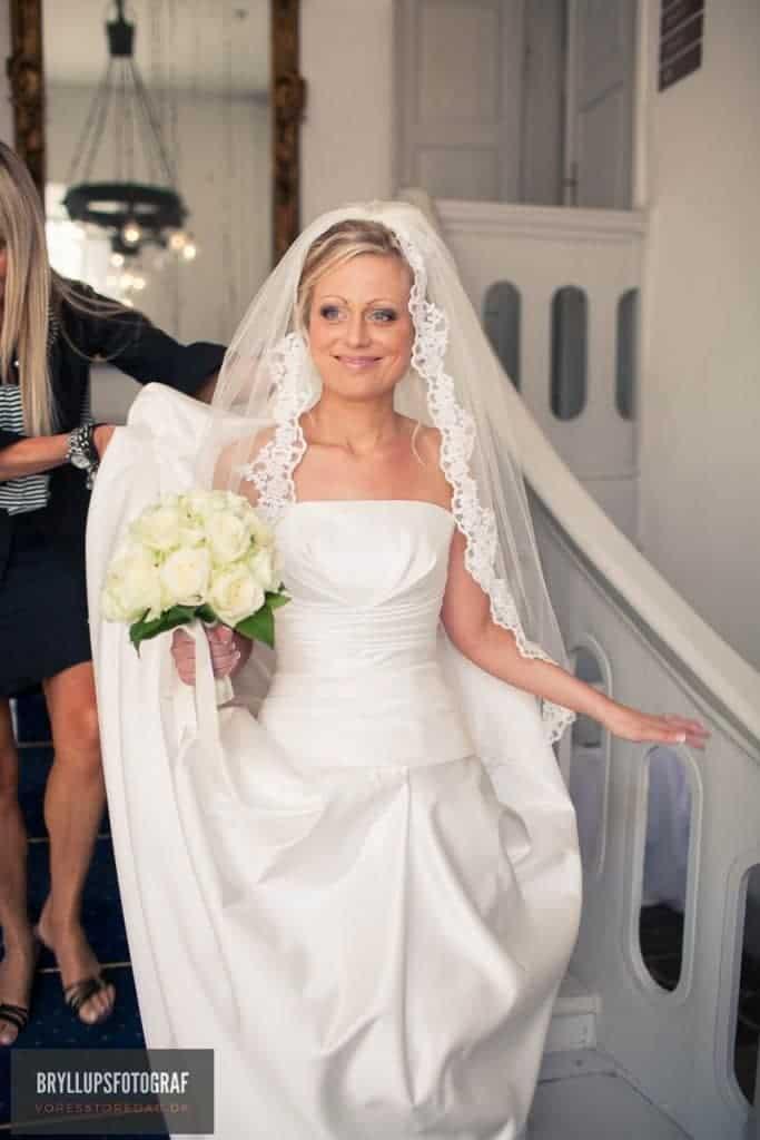 Brudekjoler i hjertet af København