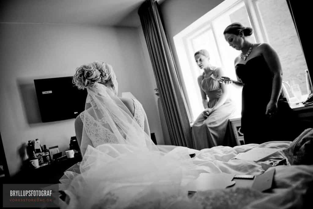 Brudekjole historie
