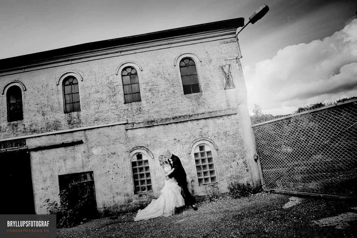 Hovborg Kro bryllup