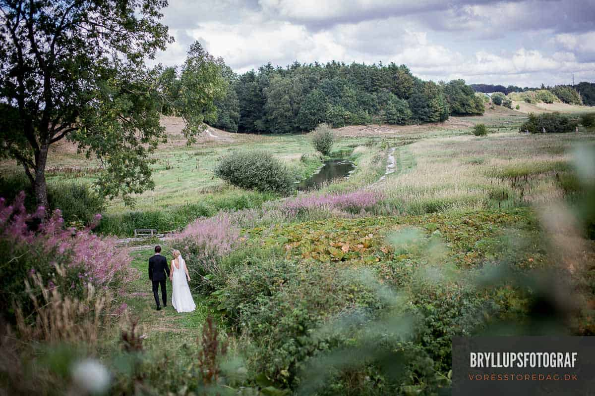 Lille Restrup Hovedgård bryllup