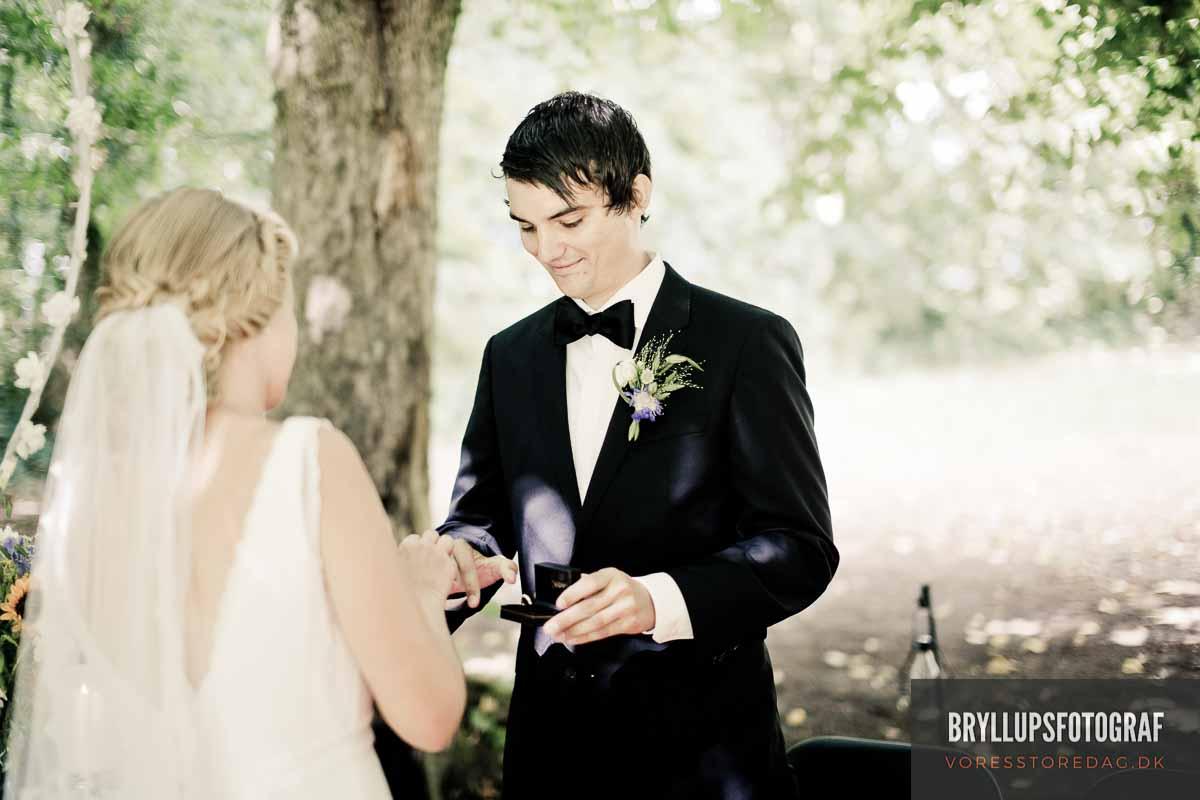 bryllup med overnatning jylland