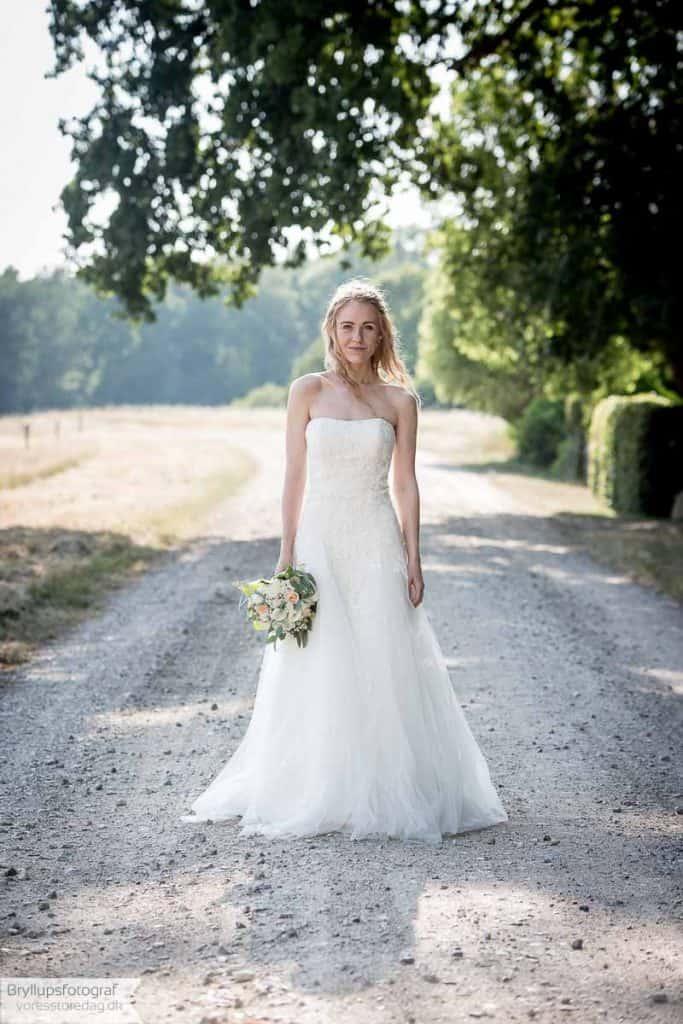 brudekjoler udsalg