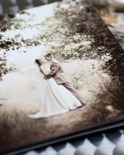 bryllup album