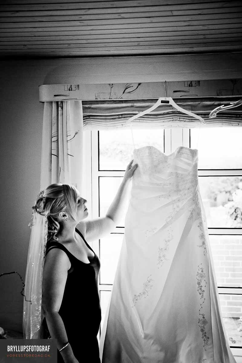bryllupsfotograf Gentofte