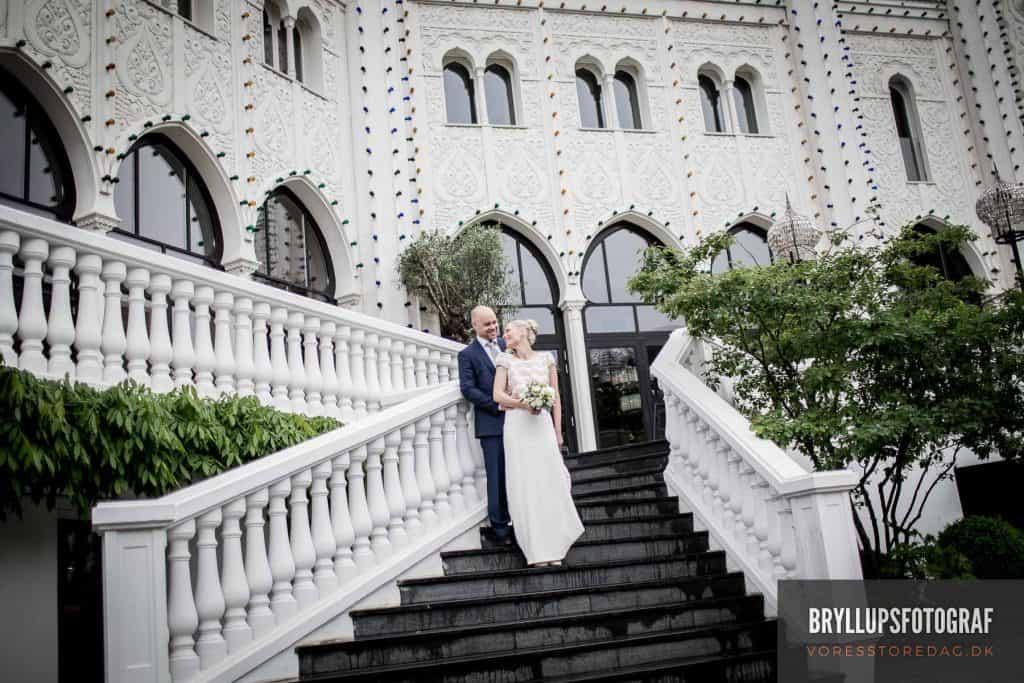 bryllupsfoto Nimb Tivoli