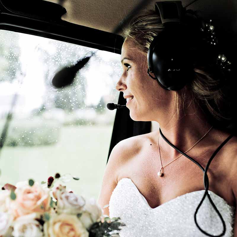 Som professionel bryllupsfotograf i FYN