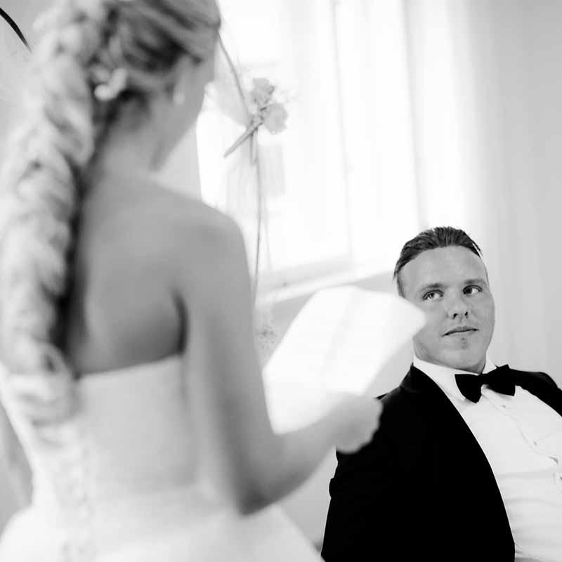 Dygtige bryllupsfotografer FYN