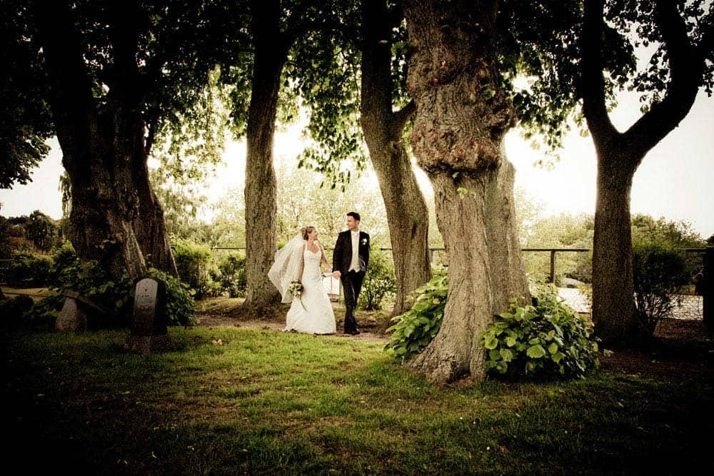bryllupsfotograf Vrå Slotshotel stammer helt tilbage fra 1400-tallet