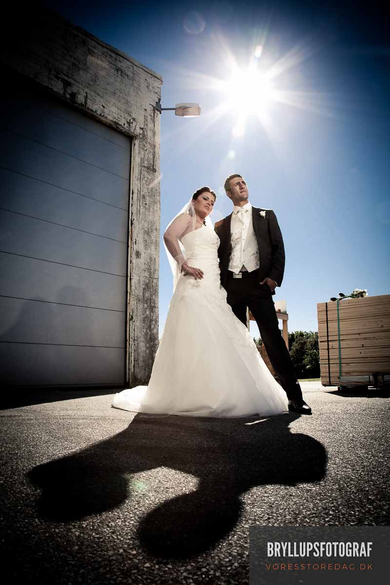 bryllupsfotograf Nykøbing M