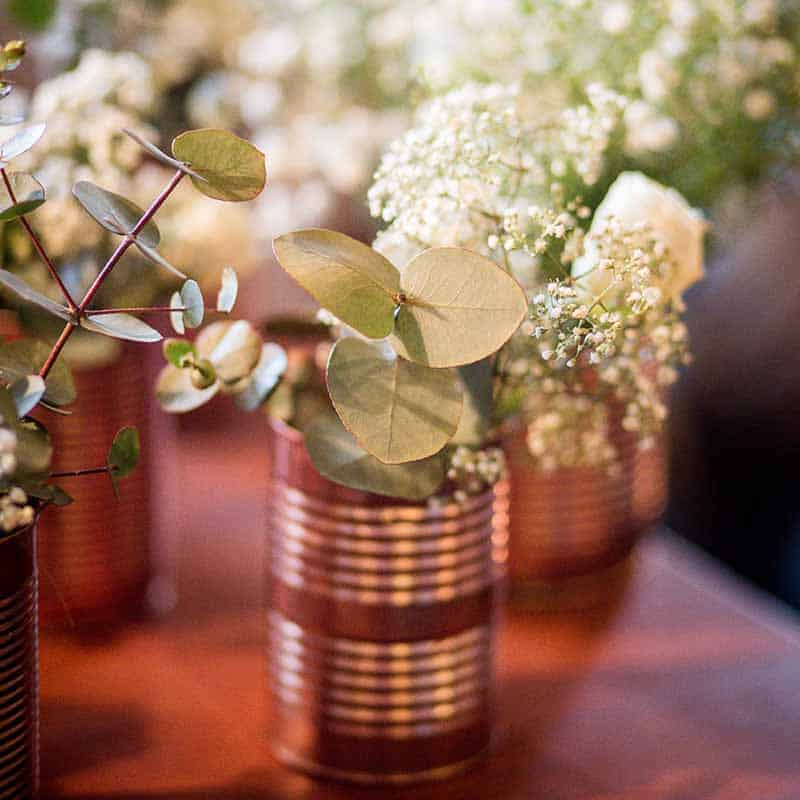 alternative bordpynt bryllup