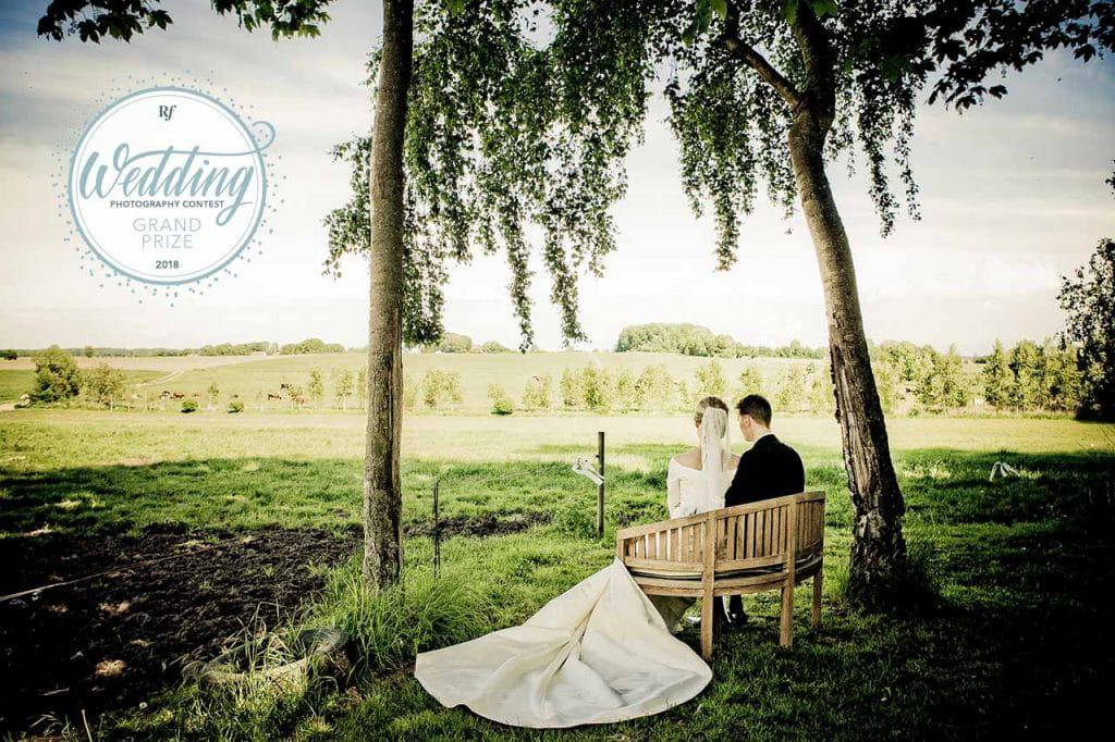 bryllupsfotograf Vrå Slotshotel | Visit Aalborg