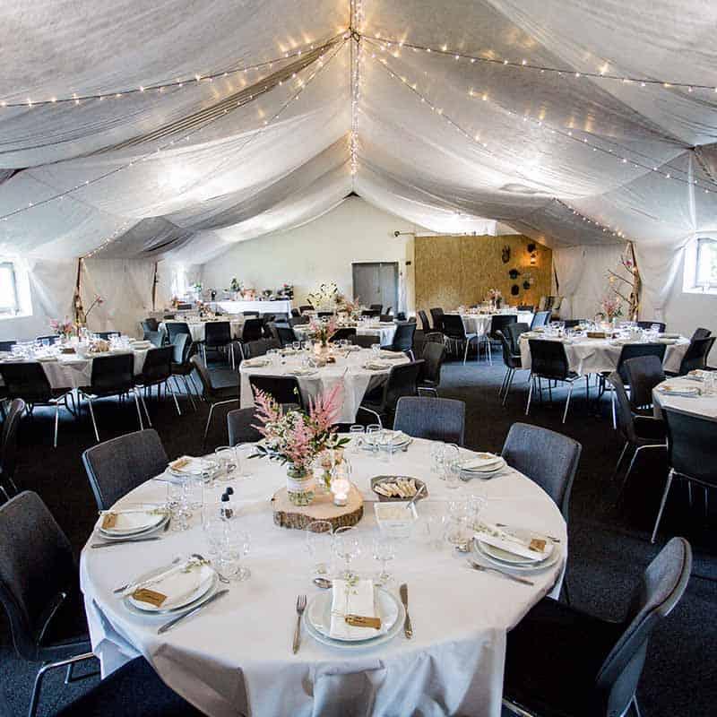 Øbjerggaard – Bryllupper, hestevognskørsel, catering | Ebberup, Fyn