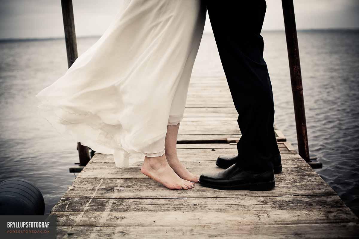 Strandhotel Røsnæs bryllup