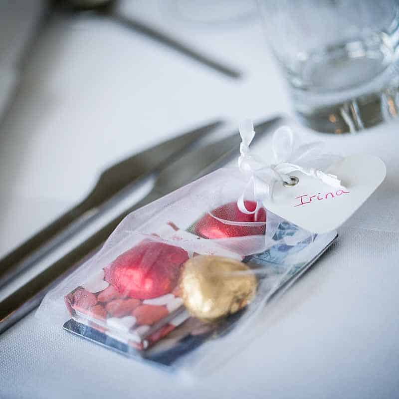 søde sager bryllup