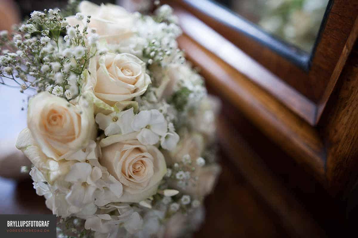 BERNSTORFF SLOT bryllup