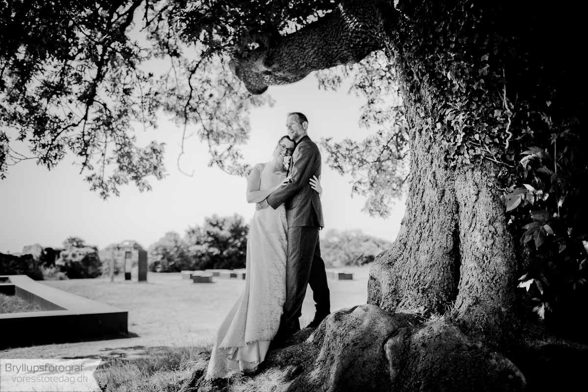 Bryllup på slottet Salene på slottet er skabt for romantiske bryllupper.