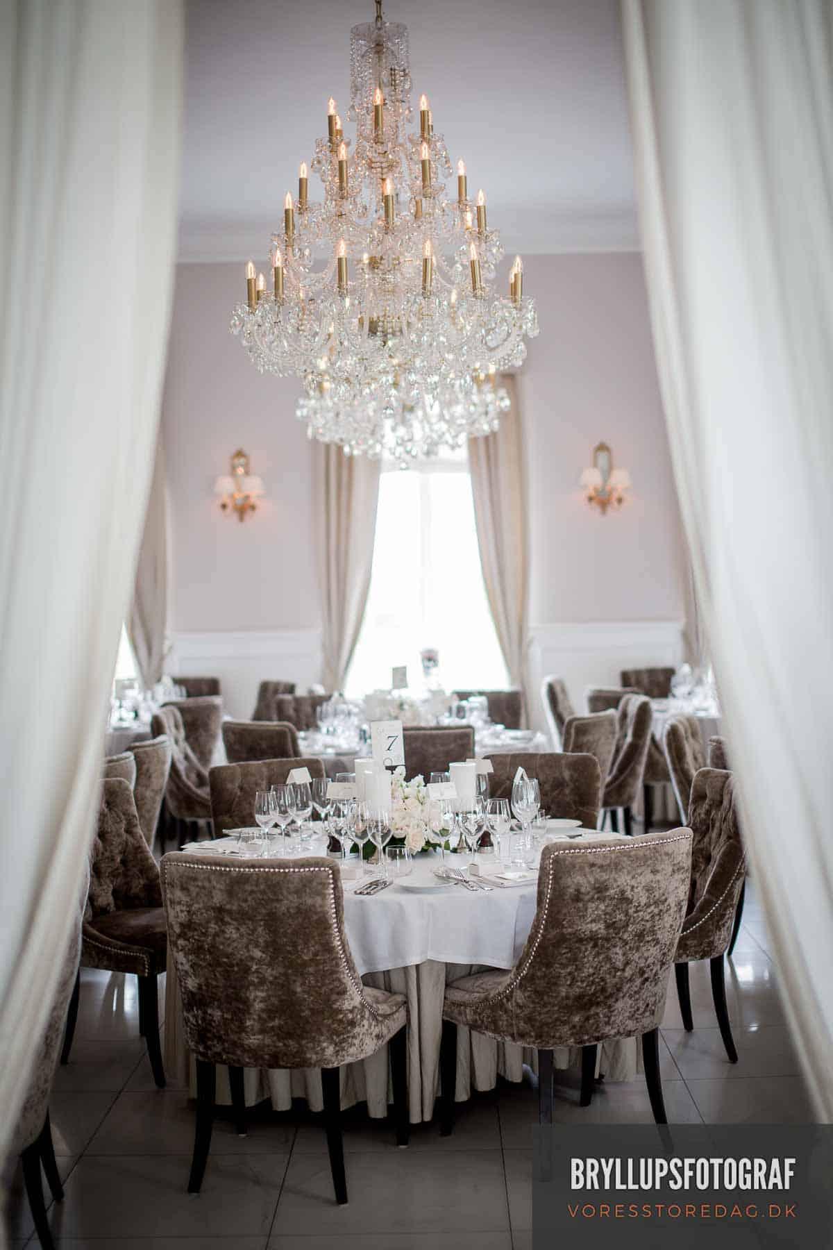 kokkedal slot bryllupsfest