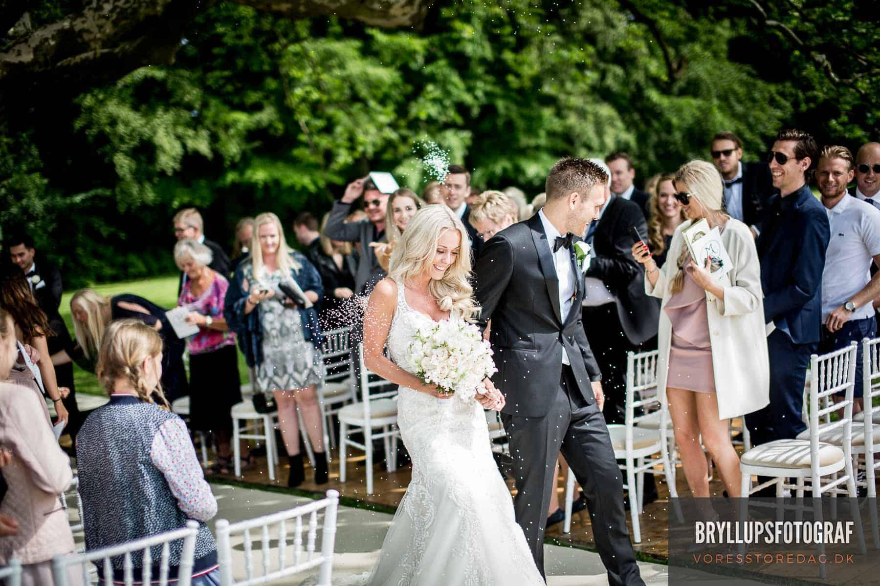 riskast bryllup kokkedal slot