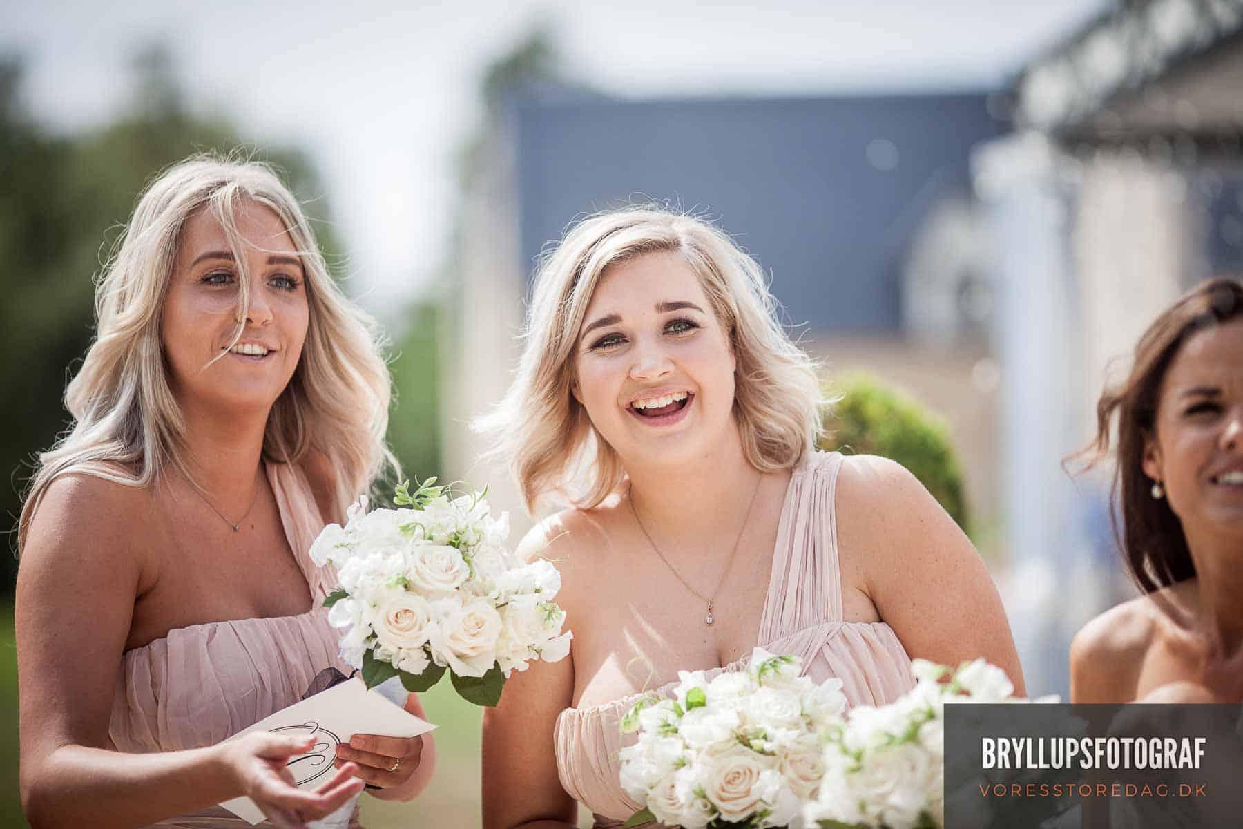 brudepiger kokkedal slot