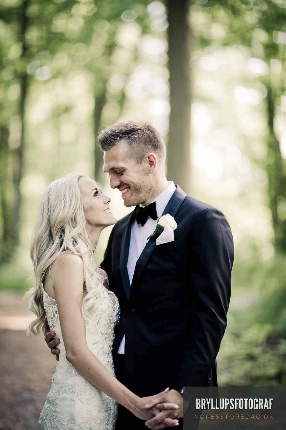 bryllupsportrætter kokkedal slot