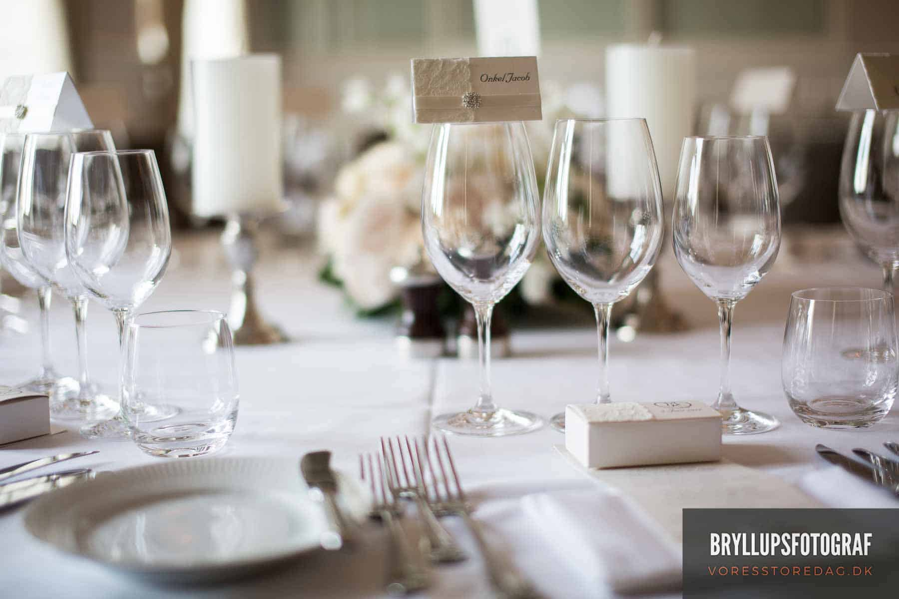 nordsjælland bord bryllup