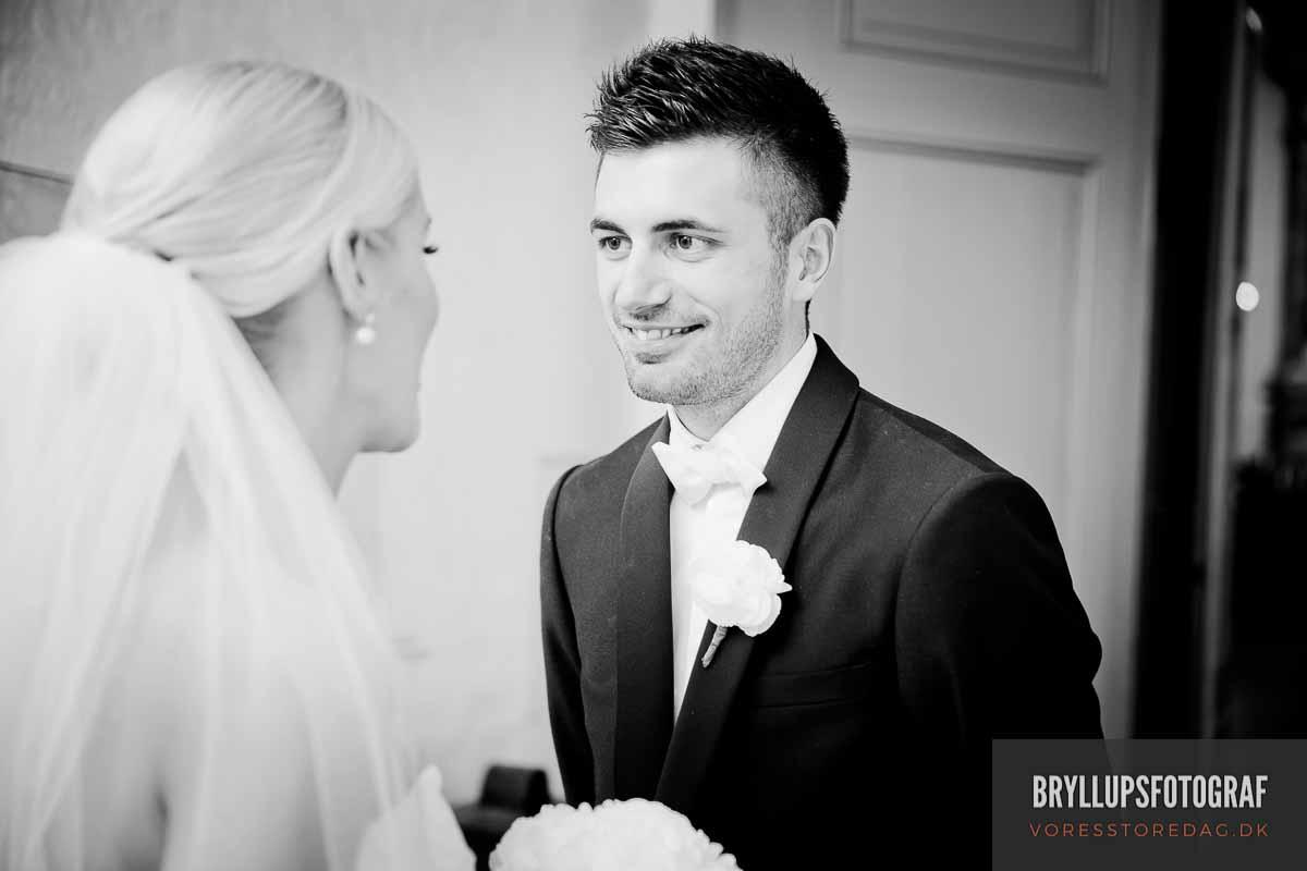 bryllupsfotograf Anmeldelser af Danske Slotshoteller