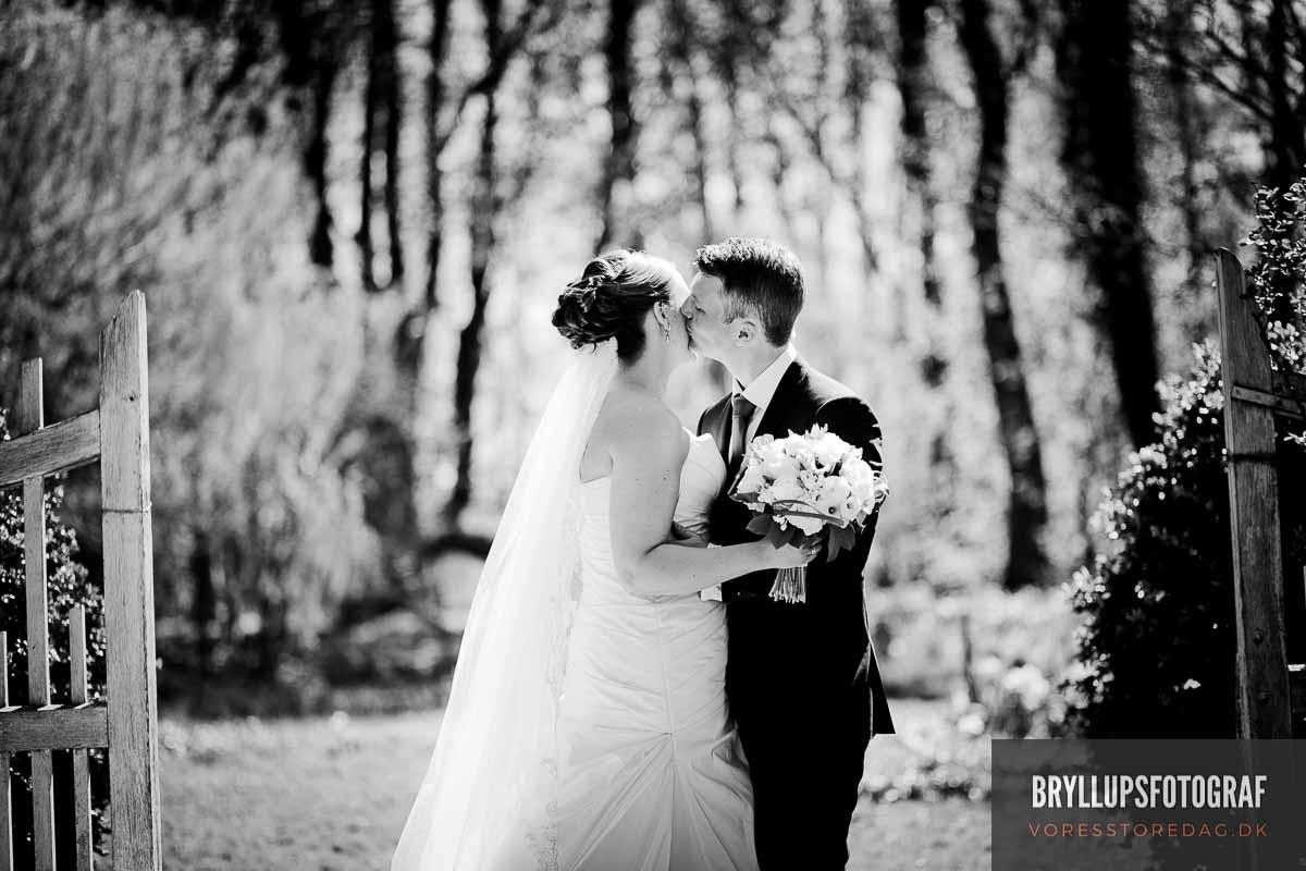 bryllupsfotograf Støvring